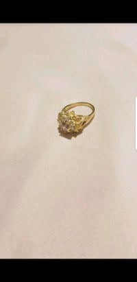 Real Gold Ring 546 km