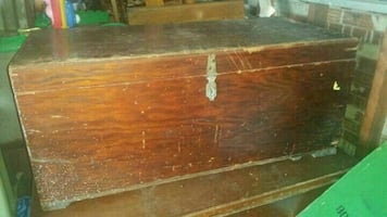 Ww2 large chest