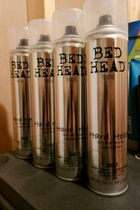 $20 each. Bed head strong hold hairspray Edmonton, T5Y 0M8