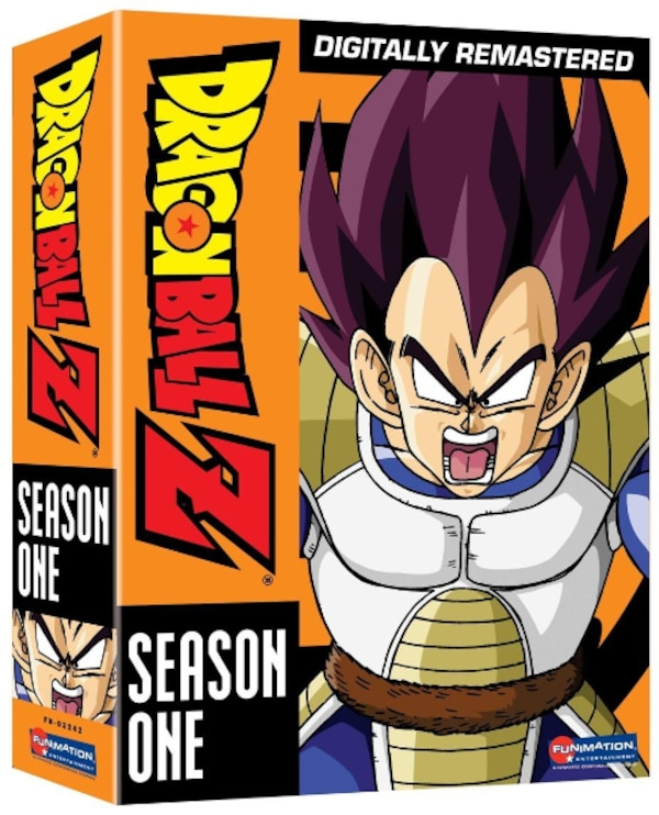 NYE  DRAGON BALL Z Seasons 5 STK. - Gi BUD