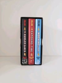 The Hunger Games Trilogy Hardcover Boxset Vaughan, L4H 1X6