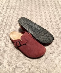 Women's mule Birkenstocks paid $135 size 8 (38) Like new! Excellent condition