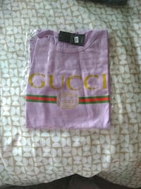 pink and white Gucci tote bag London, EC2V