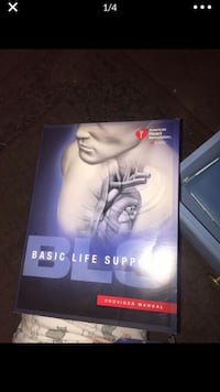 CPR book Palmdale, 93535