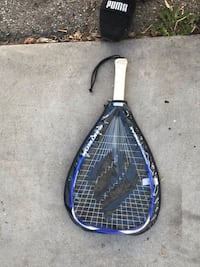 Blue and black raquetball  racket Torrance, 90501