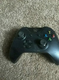 black Xbox One wireless controller Laurel, 20708