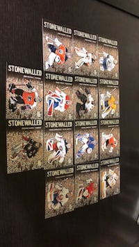 Upper deck series 1 stonewall 14 cards Toronto, M1T 1N7