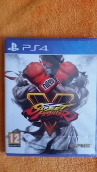 Street Fighter V PS4 Spiel Fall Berlin, 13347