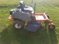 black and gray ride on mower Frederick, 21703