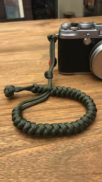 Brand New hand made camera wrist strap 3740 km