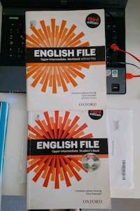 English File Upper Intermediate student's book+wor Kavaklıdere, 06680
