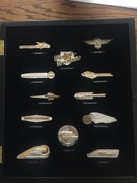 Harley davidson sterling silver collection Kelowna
