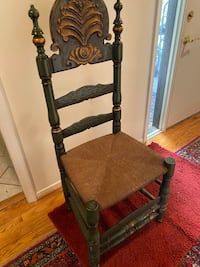 Chair - unique . Very very study and heavy