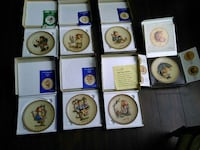 HUMMEL ANNUAL COLLECTOR PLATES  [PHONE NUMBER HIDDEN] 1 Toronto, M6M 1T1