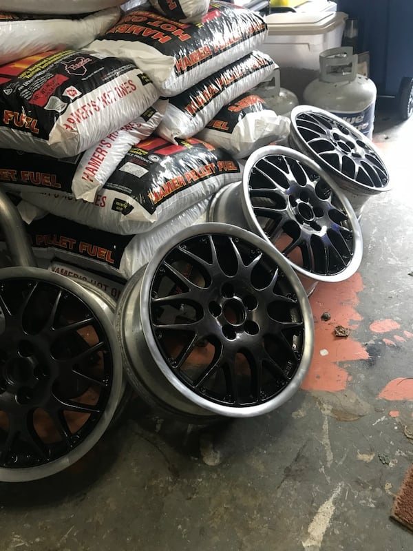 Rxii BBS wheels 1