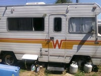 1977 Winnebago 21 Foot RV