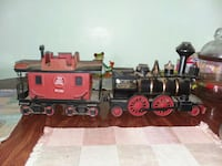 Make offer jim beam bottled in train and train car Rogers, 76569