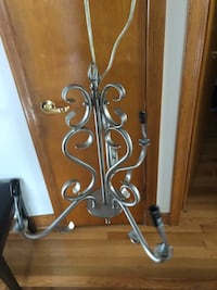 stainless steel wall mount candle holder Montréal, H1S 2R3