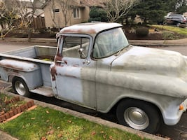 1955 Chevrolet Pick Up Long Bed