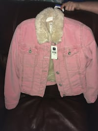 Brand New With Tags Girls XL Size 12 Pink Gap Jack Wauwatosa