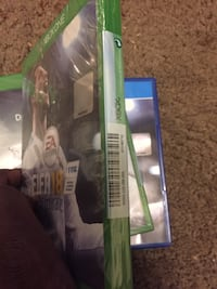 Xbox One EA Sports Madden NFL 17 game case Clarksville, 37043