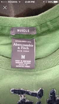 Abercrombie and Fitch size medium Toronto, M8Z 3Z7