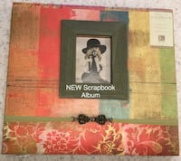 NEW Scrapbook Album  Bay City, 48706