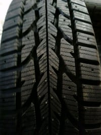 4 new Firestone winter pro tires