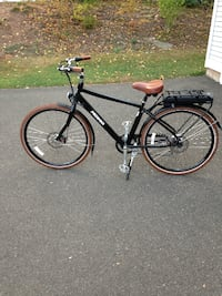 Pedego City Commuter electric bicycle NEWYORK