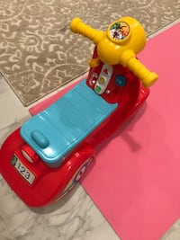Fisher price smart stages scooter. Very good condition Chicago, 60646