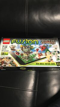 New! LEGO Fusion Battle Towers Provo, 84604