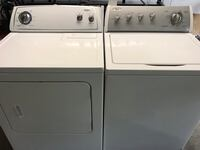 Whirlpool Heavy Duty Washer and Dryer  Charlotte, 28216