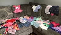 Summer clothing size 12 months Madison Heights, 48071