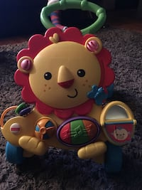 Musical activity Lion Walker- Fisher Price