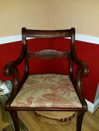 3 newly refinished chairs Catonsville, 21228