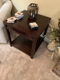 Coffee and end table. Solid wood Lake Forest, 92630