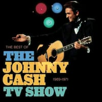 The Best Of The Johnny Cash TV Show: 1969-1971   Plak