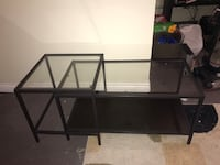 IKEA glass coffee tables (2 piece set) Toronto, M6J 2S2