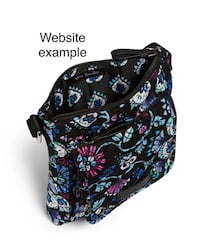 Cross body Vera Bradley only used once for vacation as a passport bag  Alexandria, 22302
