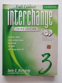 Interchange Fourth Edition: Interchange Level 3 Full Contact with Self ISTANBUL