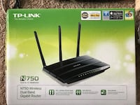 TP-Link Router N750 Dual band with FREE additional Linksys Router Owings Mills, 21117