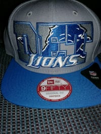 Never Worn Lions Hat