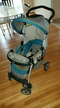Chicco Cortina Single Stroller 51 km