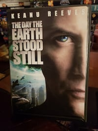 The day the EARTH STOOD STILL  Moline