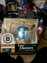 Gerry  Cheevers Mcfarlane toy