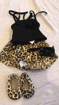 doll dress  outfit, purse and shoes Greenville, 29607