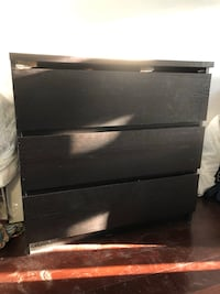 IKEA MALM 3 drawer chest Toronto, M6J 2G7
