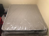 King bed brand new never used come with the plastics on it  Woodbridge, 22192