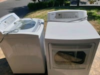 white front-load clothes washer and dryer set Nampa, 83687