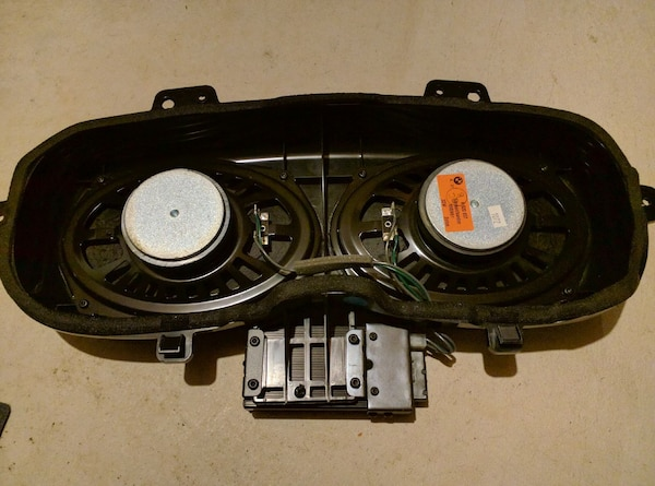 Used Bmw E46 3 Series Harman Kardon Subwoofer For Sale In Round Lake
